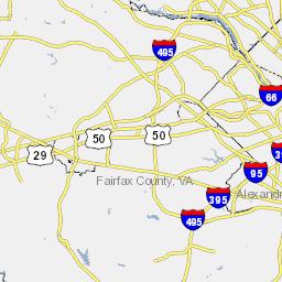 Fairfax Zip Code Map.Loudoun County Mapping Gis
